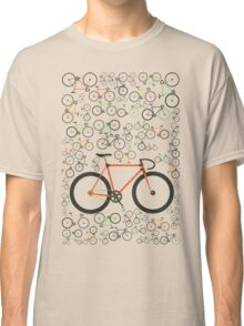 Fixed gear bikes Classic T-Shirt
