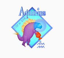 Valxart Little monster zodiac Aquarius Unisex T-Shirt