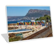 Miniature beach Laptop Skin