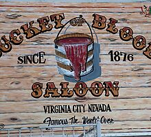 Bucket of Blood Saloon 1876 by damhotpepper
