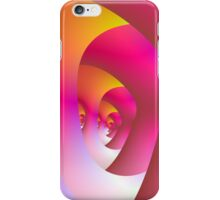 Pink Labyrinth iPhone Case/Skin
