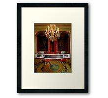 La Vie De Chateau ~ Part Two Framed Print