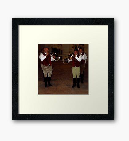 La Vie De Chateau ~ Part Three Framed Print