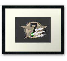 Blake's 7 Framed Print