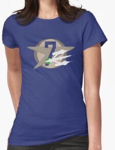 Blake's 7 Womens Fitted T-Shirt