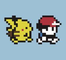 Pokemon Ash and Pikachu Kids Clothes