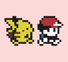 Pokemon Ash and Pikachu Kids Clothes