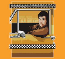 Taxi Driver travis bickle by threesecond