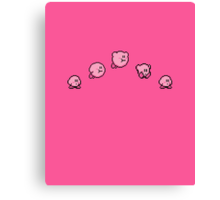 Kirby Canvas Print