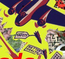 Dada Payload Sticker