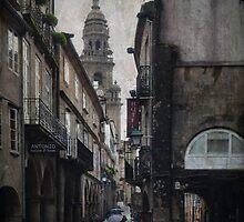 A Rúa do Vilar by rentedochan