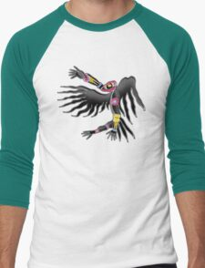 crow tribe Men's Baseball ¾ T-Shirt