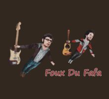Foux Du Fafa - Flight Of The Conchords by DonBonanza