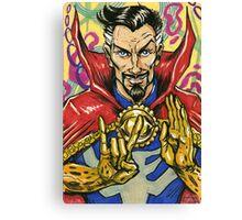Dr. Strange, Sorcerer Supreme Canvas Print