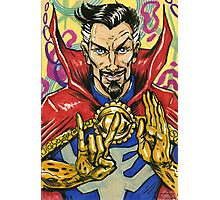 Dr. Strange, Sorcerer Supreme Photographic Print