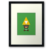 Triforce Framed Print