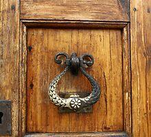 Old door knocker by mrivserg