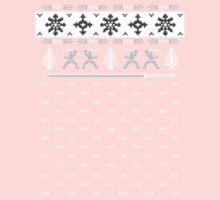 Silent Nigh-NINJA! Winter Sweater Baby Tee