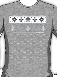 Silent Nigh-NINJA! Winter Sweater T-Shirt