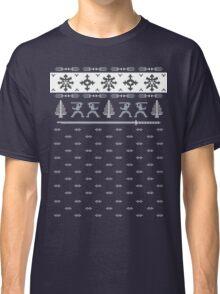 Silent Nigh-NINJA! Winter Sweater Classic T-Shirt
