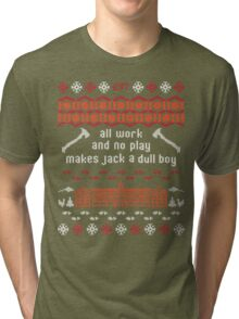 Torrance Winter Sweater - Jack v2 Tri-blend T-Shirt