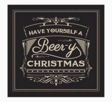 Have Yourself a Beer-y Christmas by LilCurious