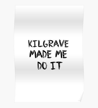 Kilgrave 1 Poster