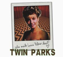 "TWIN PEAKS - ""Who made Laura Palmer Dead?"" by Slightly Wrong Quotes"