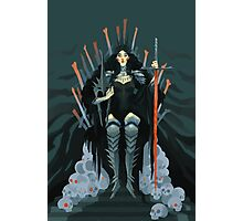 The Witchqueen Photographic Print