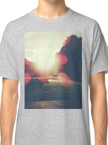 London Sun Flower Classic T-Shirt
