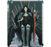 The Witchqueen iPad Case/Skin