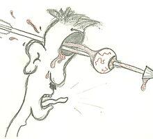 Bullseye by GregReaves