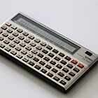 Casio FX-702P pocket computer by Keith Midson