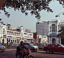 India. New Delhi. by tutulele