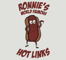 Ronnie's Hot Links T-Shirt