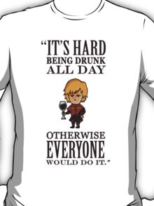 The Imp: Drunk All Day T-Shirt