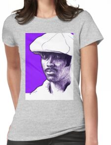 Donny Hathaway Womens Fitted T-Shirt