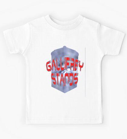 Gallifrey Stands 2 Kids Tee