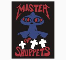 Master of Shuppets Sticker by JhallComics