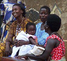 Kitgum Mothers, Uganda by Martina Nicolls