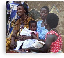 Kitgum Mothers, Uganda Metal Print