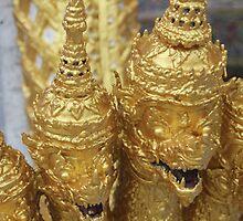 Golden Treasure by Norma Jean Lipert