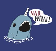 Narwhal! by mullian