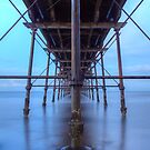 Saltburn Pier by MartinWilliams