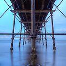 Saltburn Pier by MartinWilliams