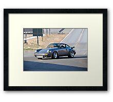 1985 Porsche 911 Turbo Framed Print
