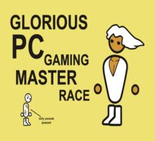 Glorious PC Master Race T-Shirt by CalmSubtlety