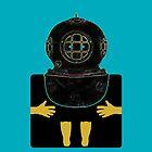 Deep Sea Diver by Lynne Goodman