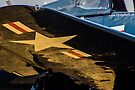 Aircraft abstract 6 by Cliff Williams