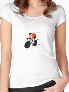 Speeeeeeeeeeed Women's Fitted Scoop T-Shirt